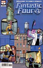 Fantastic Four #4 Variant STOCK PHOTO Marvel Comics 2018