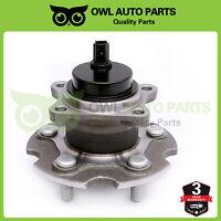 1PC REAR Wheel Hub and Bearing Assembly for Lexus Scion TC Toyota RAV4 512372