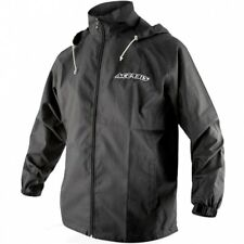 Acerbis enduro MX Jacket lodo rainjacket lluvia chaqueta Corporate Black M