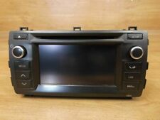 Toyota Auris II MK2 2015 car navigation navi module unit display 86140-02030