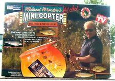Roland Martin's Mini Copter New In Box - SEALED