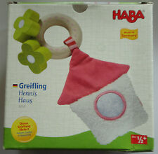 Haba 3757 Greifling Hennis Haus überall ausverkauft Rarität