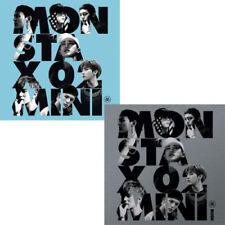 MONSTA X [RUSH] 2nd Mini Album RANDOM Ver CD+Photobook+Photocard K-POP SEALED