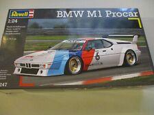 REVELL 1/24  BMW M1 PROCAR