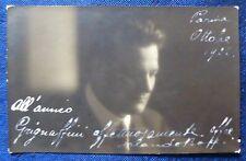 FOTO CON DEDICA - ORLANDO BOFFI - PARMA 1922