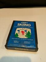 ATARI 2600 GAME ~ Skiing (Activision, 1980) Cartridge Only