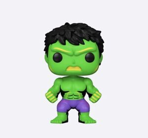 Funko Pop! Marvel Avengers Hulk Black Light Shop Exclusive *Preorder Confirmed*