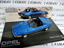 OPE22R voiture 1/43 IXO eagle moss OPEL collection : GT Aéro 1969
