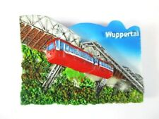 Magnet Wuppertal Schwebebahn,Souvenir Germany,Germany,New