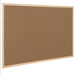 Cork Notice Pin Board Choose 400 x 600 / 600 x 900 / 900 x 1200 - ALL SENT 24H !