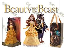 Disney Designer Fairytale Collection Doll Belle and the Beast Limited Edition