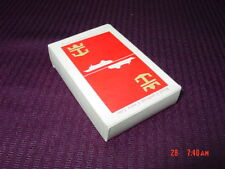 Vintage Sealed Playing Cards Royal Caribbean Red Box Cruise Line Boat Ship Game