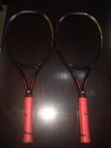 Tennis Racquet x2 Yonex Super RD-Tour 95 in L3