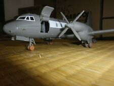Hawker Siddeley HS748 airliner version (3D fabricated 1/72 kit)