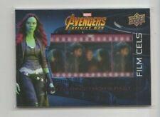 2018 Upper Deck Marvel Avengers Infinity War Film Cell Trading Card #FC14