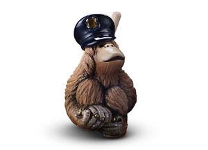 De Rosa - Orangutan Policeman Figurine