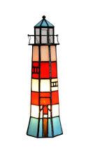 Figuras de Cristal Tiffany con Luz : Modelo FARO II de 12x27x12cms.
