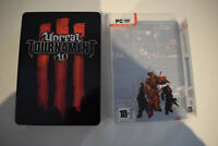 unreal tournament 3 limited edition spéciale steelbook pc dvd rom