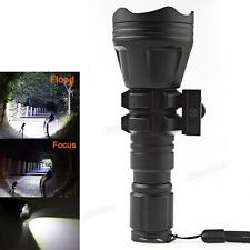 B158 XM-L2 U4 Convex Lens LED Torch Hunting Light 900Lm Brinyte Zoom Flashlight