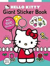 Hello Kitty: Giant Sticker Book: With 1500 Stickers by Roger Priddy