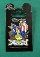 Disney Trading Pin DLP- Attraction Series - Peter Pan's Flight