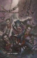 BATMAN WHO LAUGHS #1 PARRILLO VIRGIN VARIANT DC COMICS JOKER ROBIN