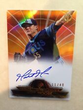 Matt Moore Rays 2014 Topps Tribute 11/40 Tribute to the Pastime AUTO AUTOGRAPH