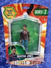 Doctor Who series 3 Martha Jones MOC