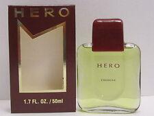 Hero by Sports Fragrance for Men 1.7 oz Cologne Pour Splash New In Box