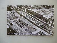 Ansichtskarte Berlin Blick vom Funkturm auf das Haus des Rundfunks Luftbild