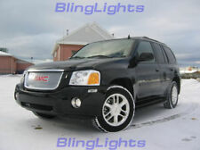 2002-2011 GMC ENVOY ANGEL EYES HALO FOG LIGHTS Lamps 05 06 07 08 09 10
