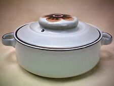 Denby Westbury 2 Pint Covered Casserole Vegetable Serving Dish Excellent Cond