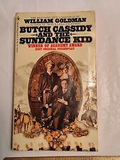 William Goldman Butch Cassidy & the Sundance Kid Screenplay 5th Print