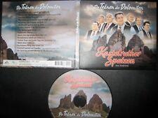 2017 Digipack CD Die Tränen der Dolomiten - Kastelruther Spatzen