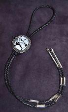 Handmade Sterling Silver Bolo Tie/Women's Choker Necklace