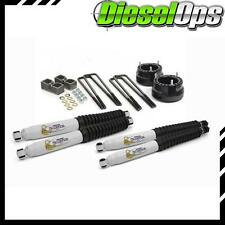 "Daystar 2"" Combo Lift Kit w/Scorpion Absorbers for Dodge Ram 2500/3500 4WD 94-10"