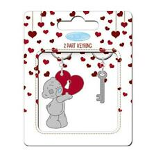 Me To You Tatty Teddy Bear 2 Part Keyring Set Valentines Gift G01K0283