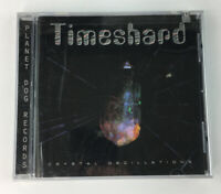 Timeshard - Crystal Oscillations Audio CD Planet Dog Records 1995