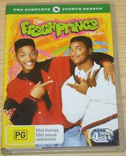 The Fresh Prince Of Bel-Air DVD Season 4
