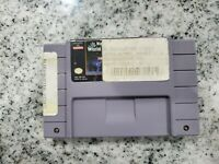 Nigel Mansell's World Championship Complete SNES Super Nintendo CART ONLY