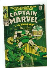 Captain Marvel #3, GD 2.0, Super Skrull