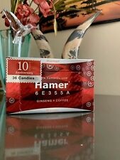 36 Pcs Hamer Ginseng And Coffee Candy Authentic Original