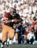Anthony Davis Signed Autographed 8X10 Photo USC Trojans Running w/Ball w/COA