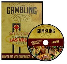 Gambling ~ How To Bet and Win!! { For Fun or for Profit } ~ DVD Gift Set