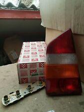 Citroen CX (7/79->) Rear Lamp Left and Bulb Holder Seima 95653972 NEW GENUINE