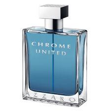 Chrome United By Azzaro 100ml Edts Mens Fragrance