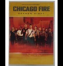 Chicago Fire Dvd Season 8 (5-Disc Set) Brand New and Sealed