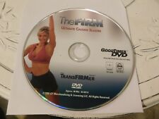 The Firm - TransFIRMer: Ultimate Calorie Blaster (DVD, 2005)Disc Only Free Ship