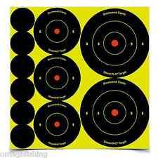 "Birchwood Casey Shoot N C 1""+2""+3"" Targets**1"" x 72, 2"" x 36, 3"" x 24**Shooting"