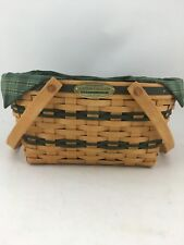 Longaberger 1996 Traditions Community Basket Combo